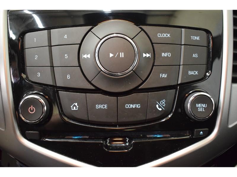 2016 Chevrolet Cruze LT 1LT- BACKUP CAM * SAT RADIO * CRUISE