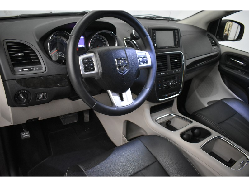 2018 Dodge Grand Caravan CREW PLUS- UCONNECT * NAV * LEATHER