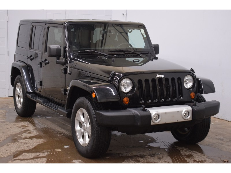 2013 Jeep Wrangler UNLIMITED - UCONNECT * CRUISE * ALLOY WHEELS