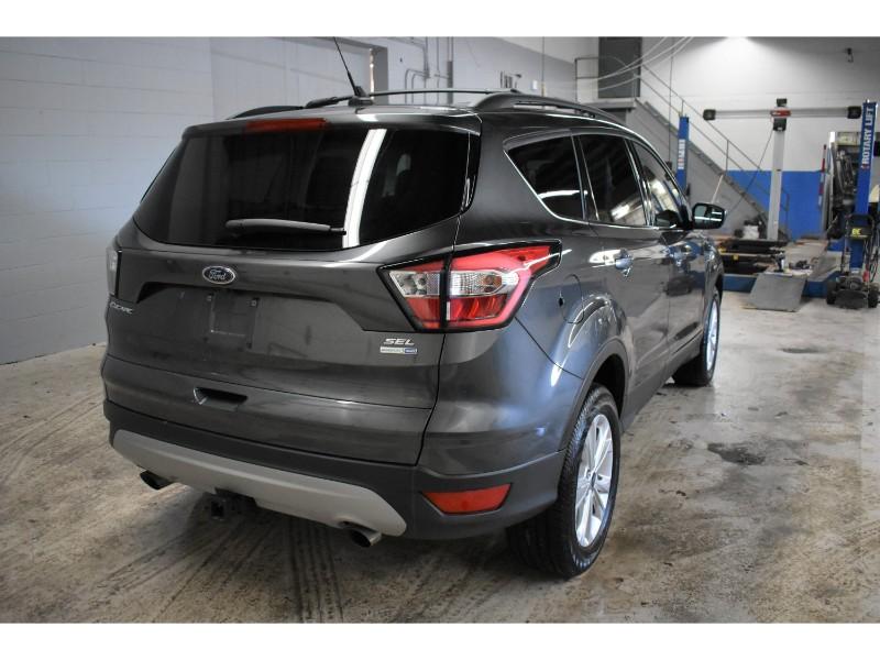 2018 Ford Escape SEL 4X4