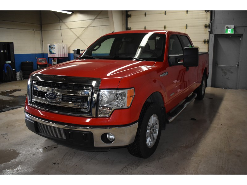 2013 Ford F-150 XLT RWD SUPERCREW- SAT RADIO READY * HANDSFREE