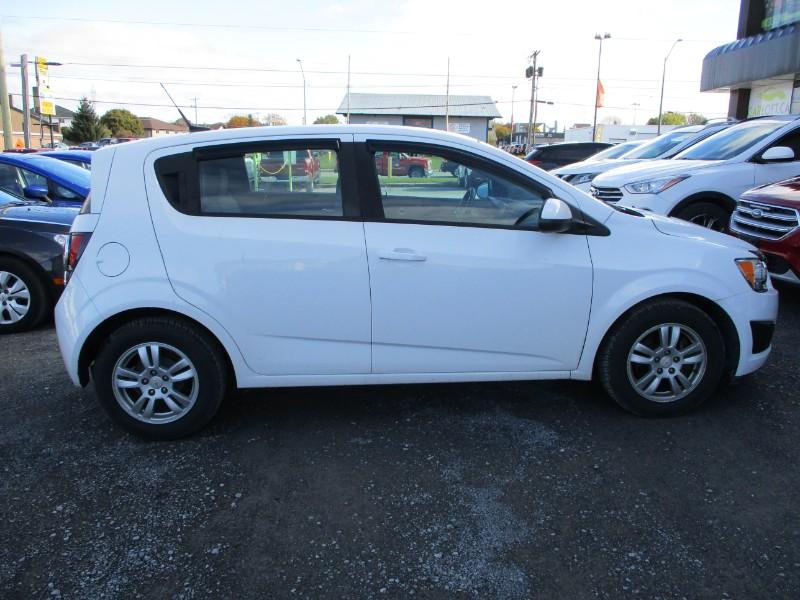 2012 Chevrolet Sonic LS- KEYLESS ENTRY * A/C * HANDSFREE DEVICE