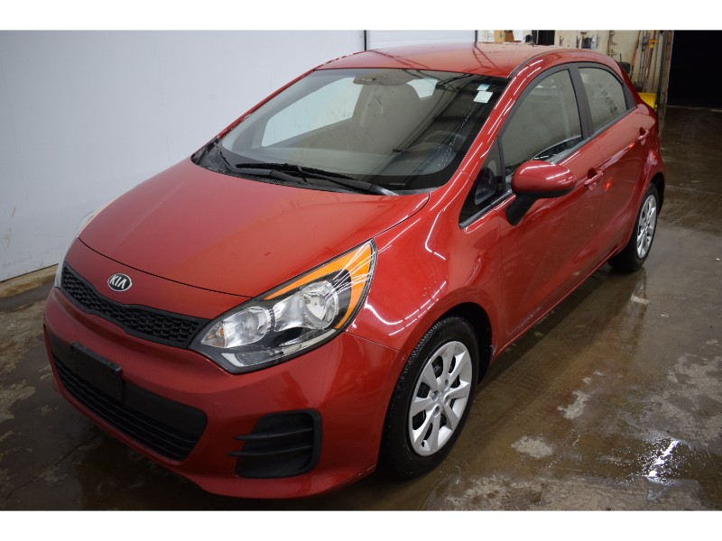 2017 Kia Rio LX - HEATED SEATS * CRUISE * A/C