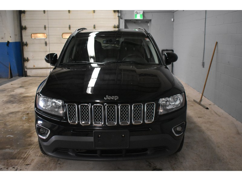 2017 Jeep Compass HIGH ALTITUDE 4X4 -HEATED SEATS * SUNROOF *LEATHER