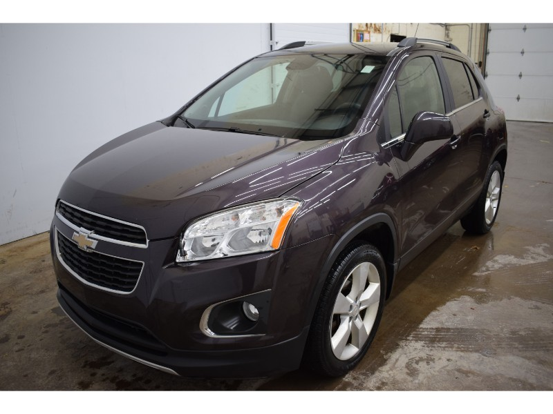 2014 Chevrolet Trax LTZ AWD- BACKUP CAM * TOUCH SCREEN * HANDSFREE DEVICE