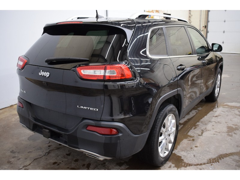 2016 Jeep Cherokee LIMITED - *4WD, LOW KMS, LEATHER *