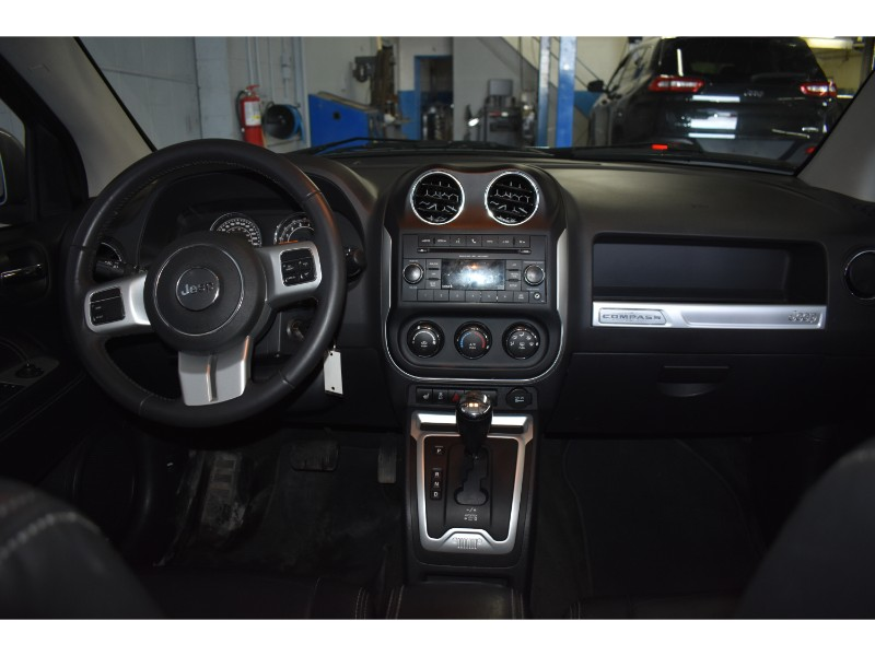 2017 Jeep Compass HIGH ALTITUDE- HEATED SEATS * SUNROOF * LEATHER