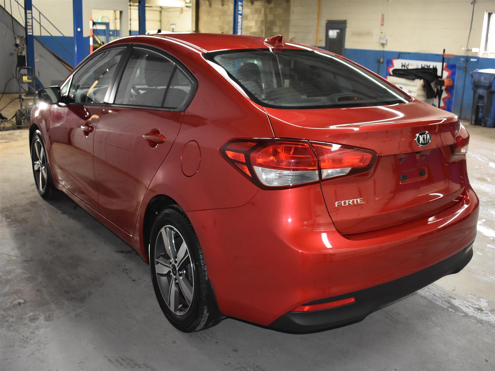 2018 Kia Forte LX * LOW KMS * ALLOY WHEELS * BACKUP CAM *