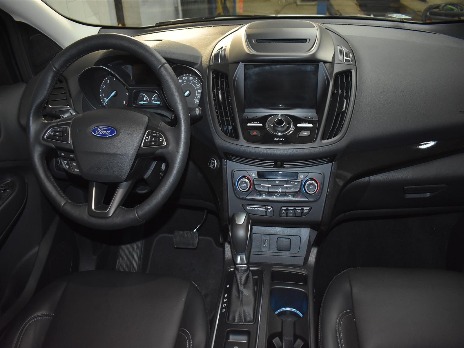 2018 Ford Escape Titanium * ALLOY * BACK UP CAMERA * White, 2 0L