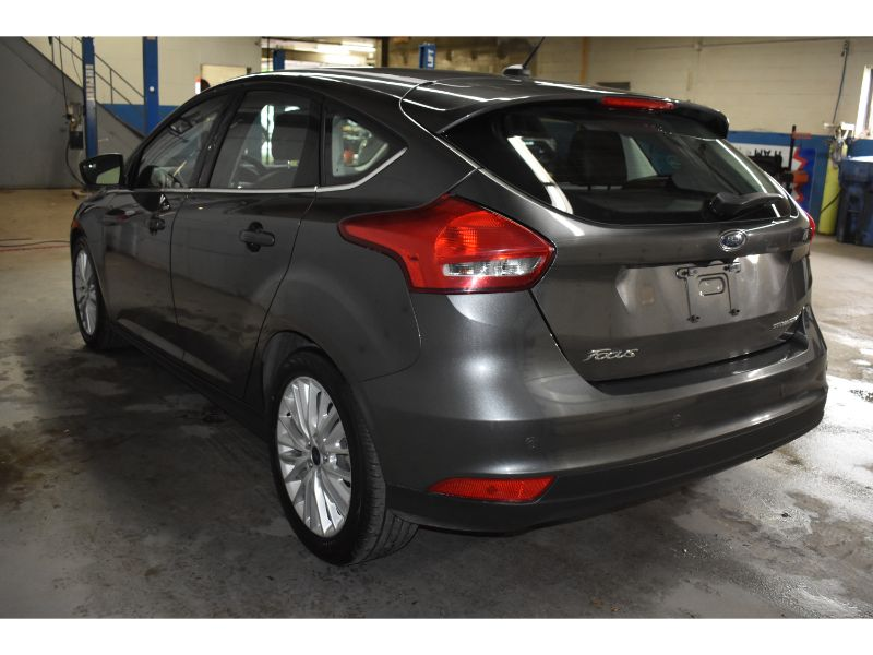 2018 Ford Focus Titanium * TOUCH SCREEN * LEATHER *