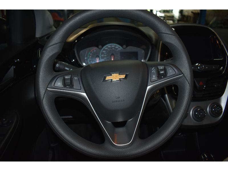 2018 Chevrolet Spark Lt Alloy On Star Black 1 4l Dohc