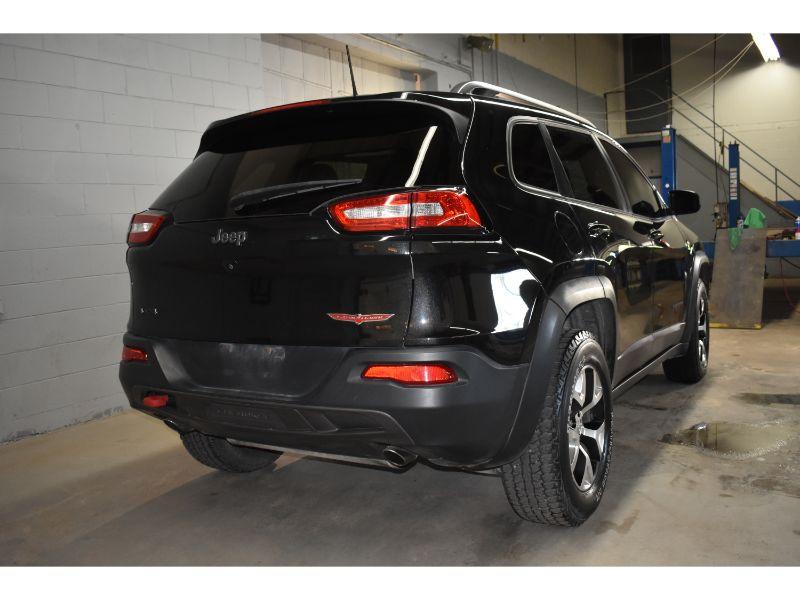 2016 Jeep Cherokee Trailhawk * SATELLITE RADIO READY * BACK UP CAMERA *