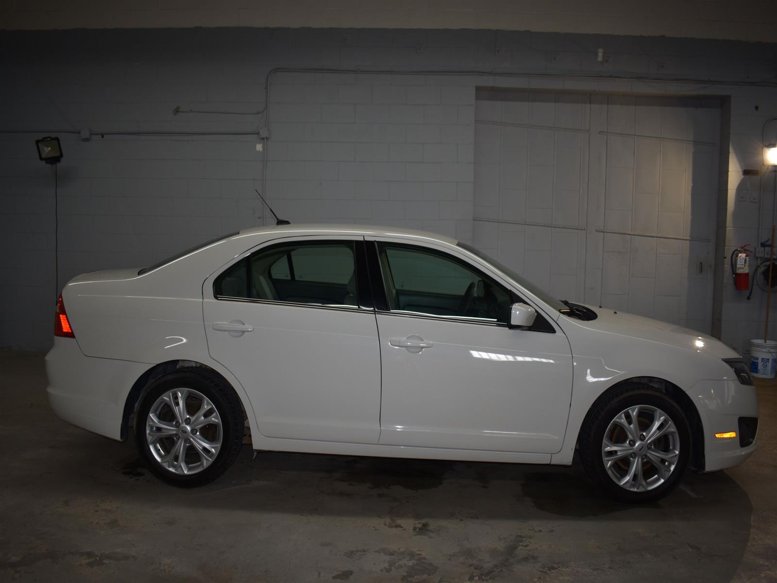 2012 Ford Fusion Se White 2 5l 16 Valve I4 Duratec Engine