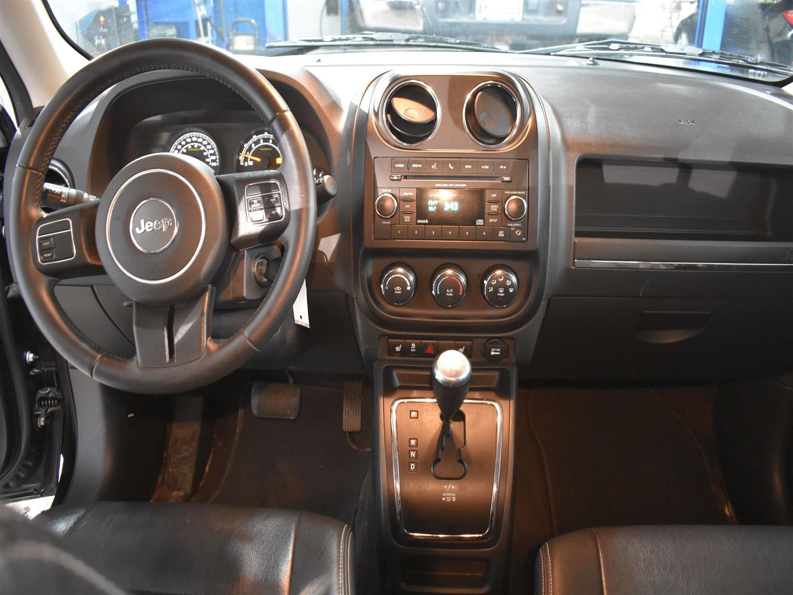 2017 Jeep Patriot HIGH ALTITUDE EDITION