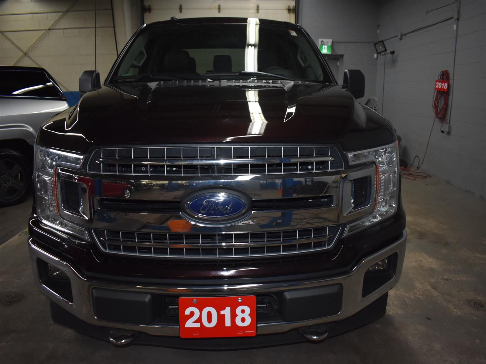 2018 Ford F-150 4X4 SUPERCREW-145