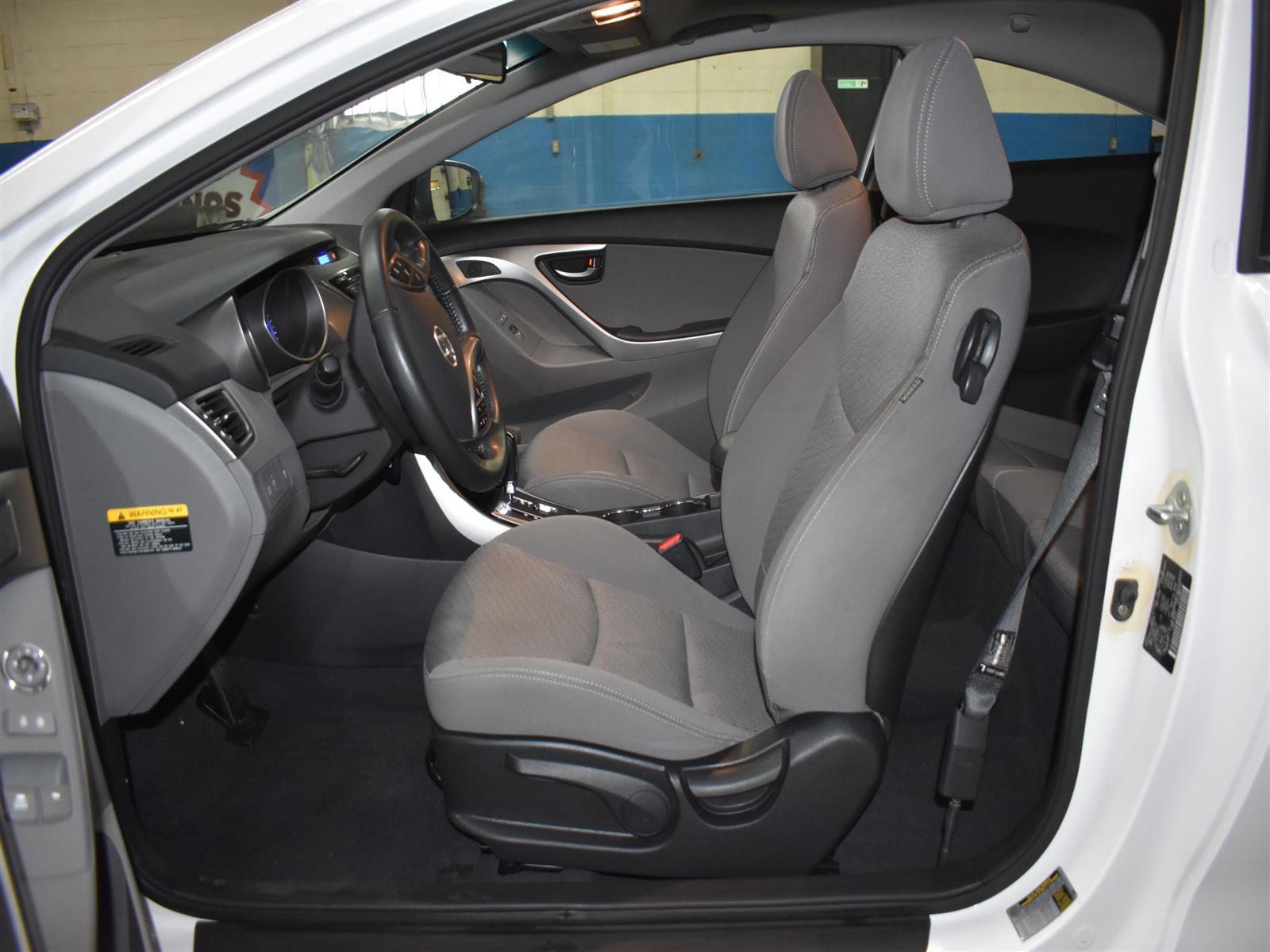 2013 Hyundai Elantra Coupe GLS