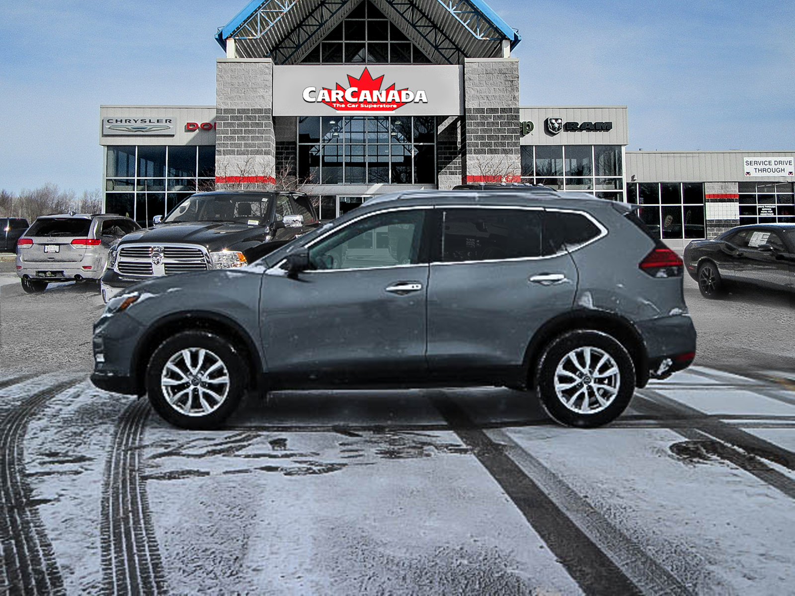2017 Nissan Rogue for sale in Ottawa, ON (1705108666 ...