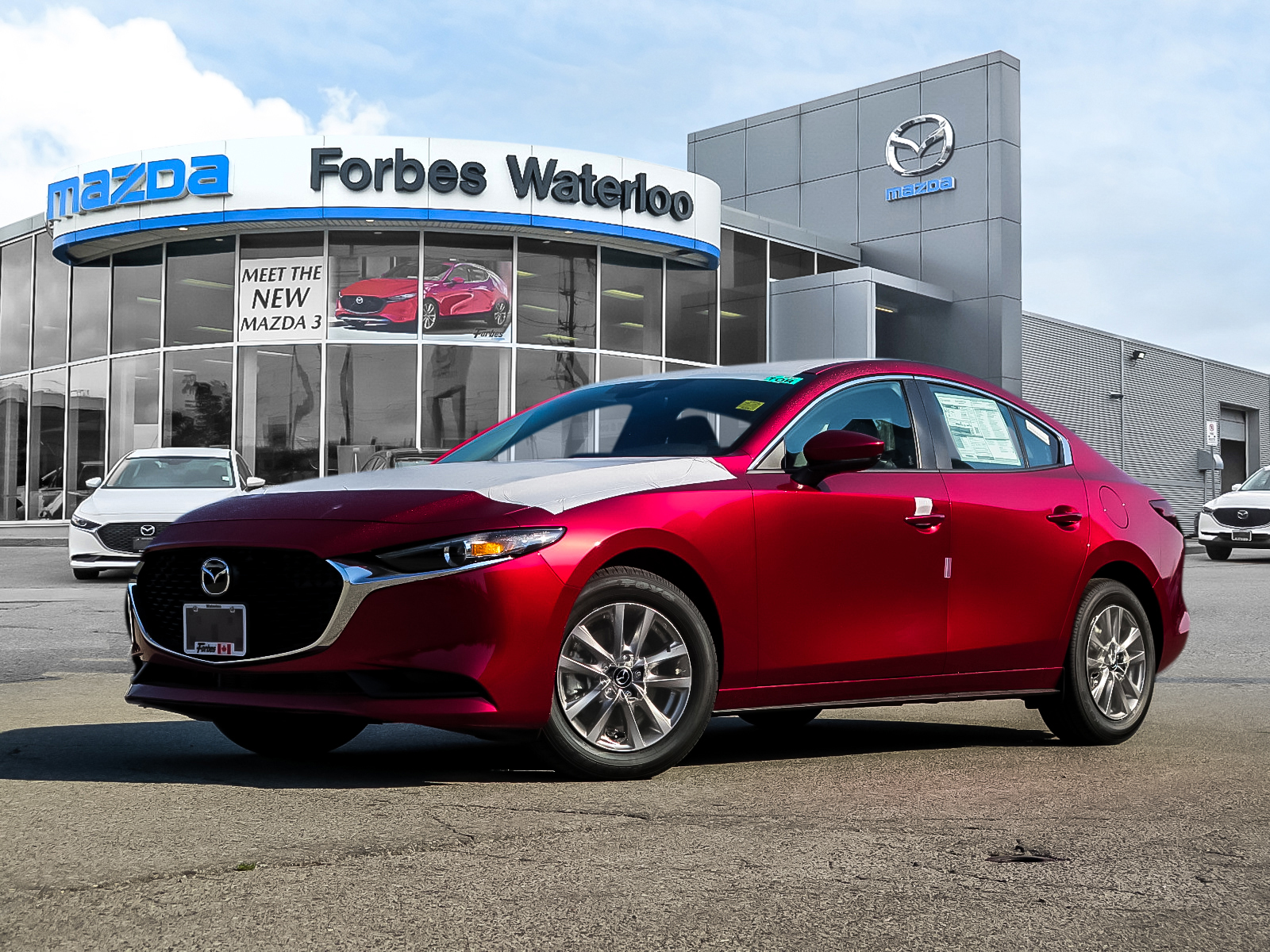2021 Mazda Mazda3 for sale in Waterloo, ON (1705274593 ...