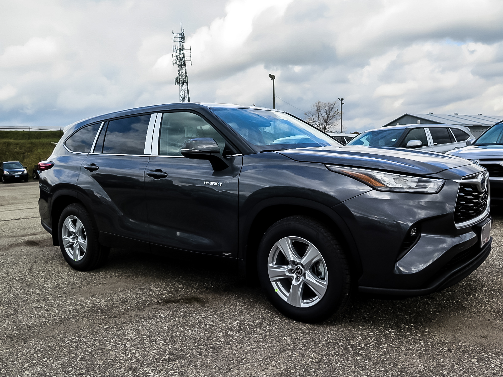 2021 toyota highlander for sale in waterloo, on
