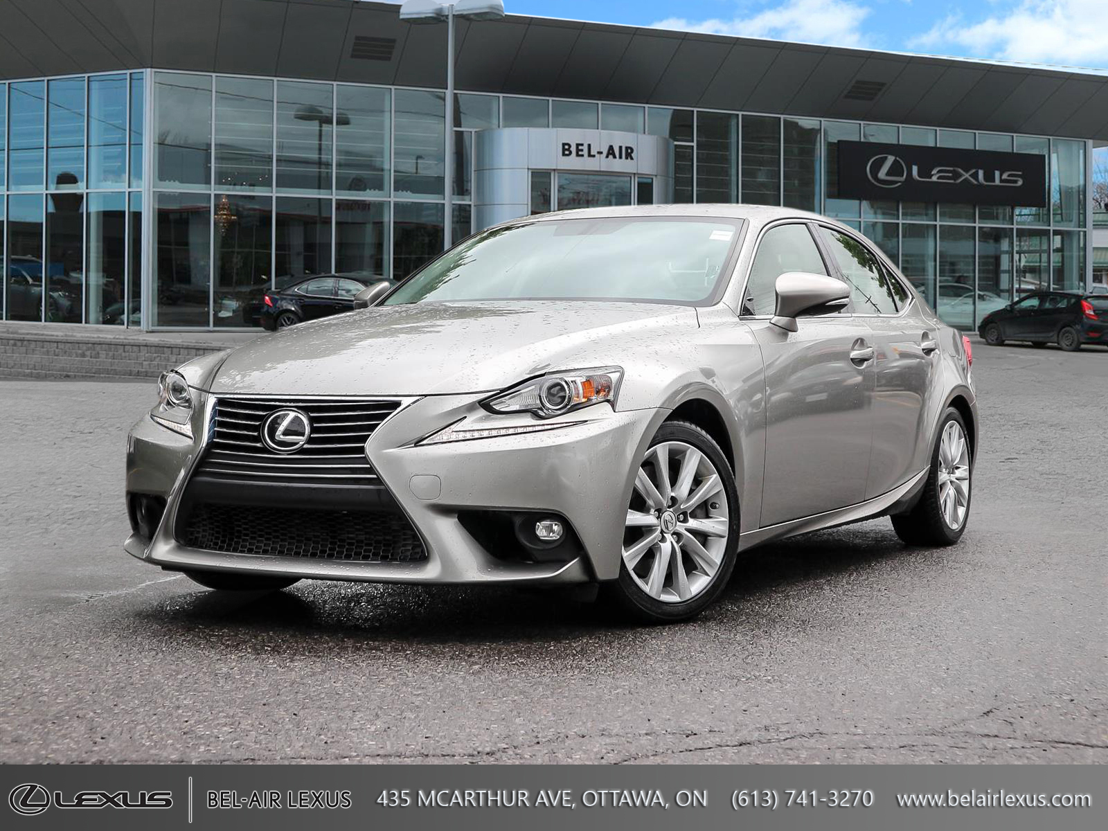 2016 Lexus IS at Bel-Air Lexus