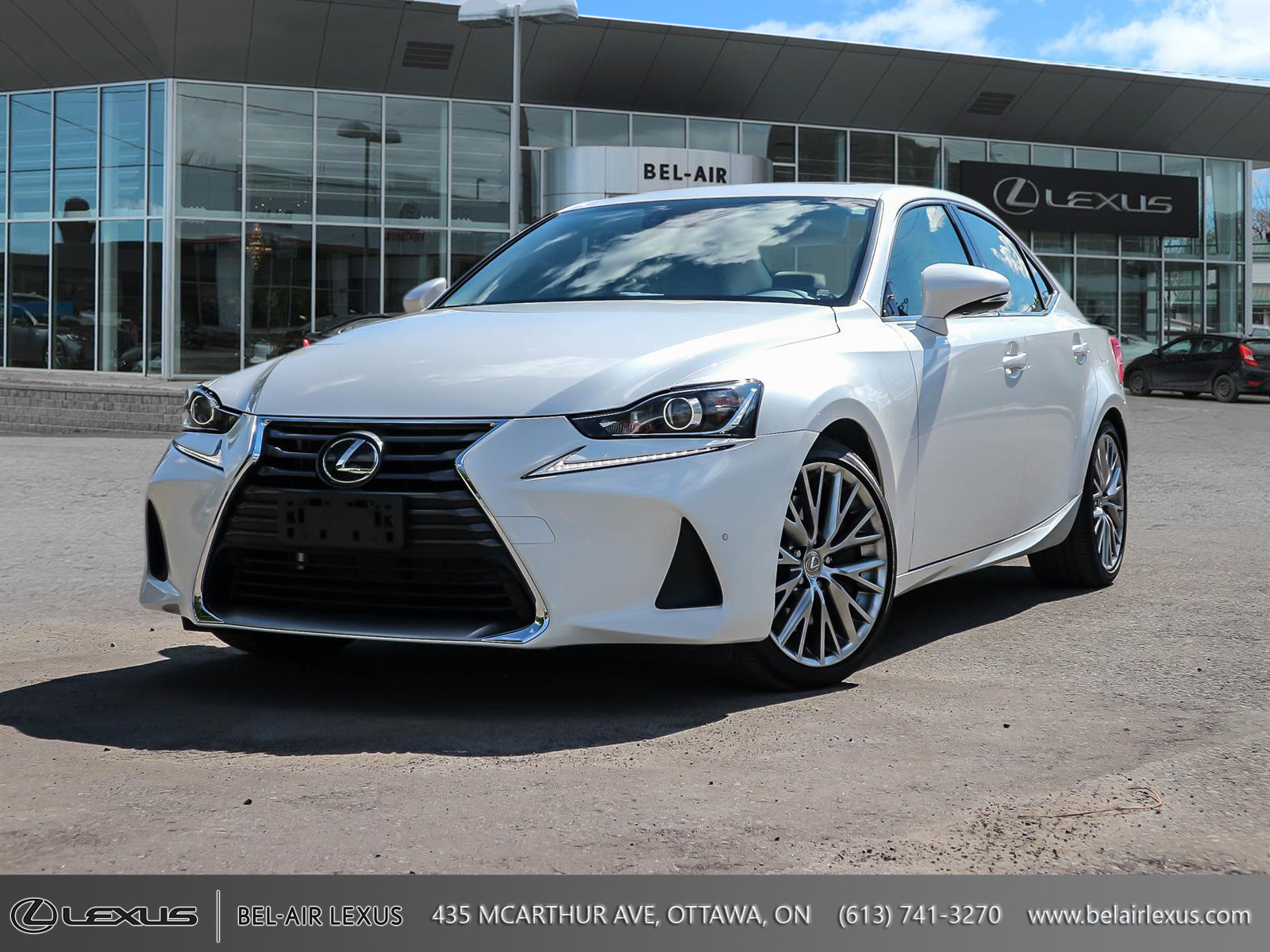 2018 Lexus IS 300 at Bel-Air Lexus