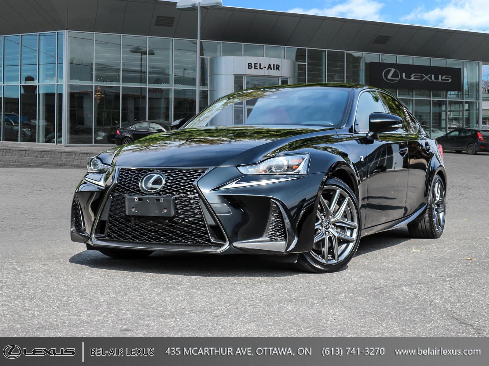 2017 Lexus IS 350 at Bel-Air Lexus