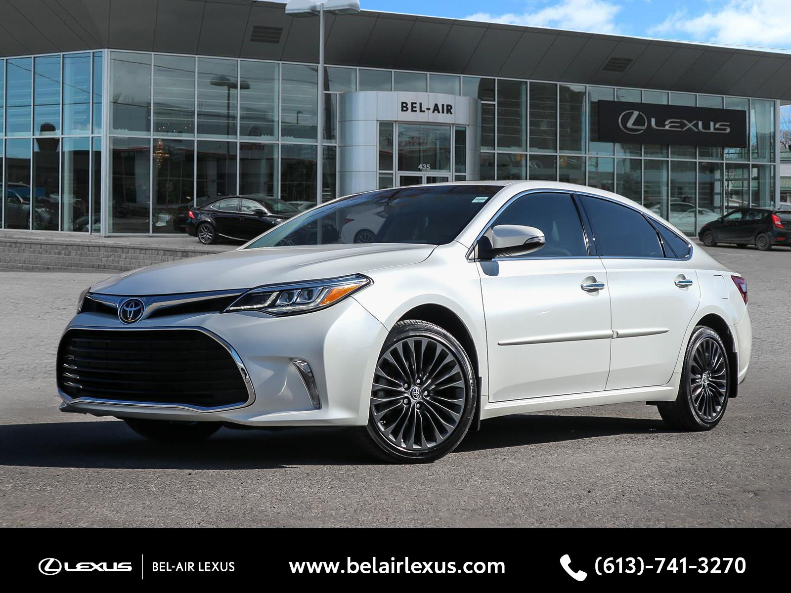 2018 Toyota Avalon at Bel-Air Lexus