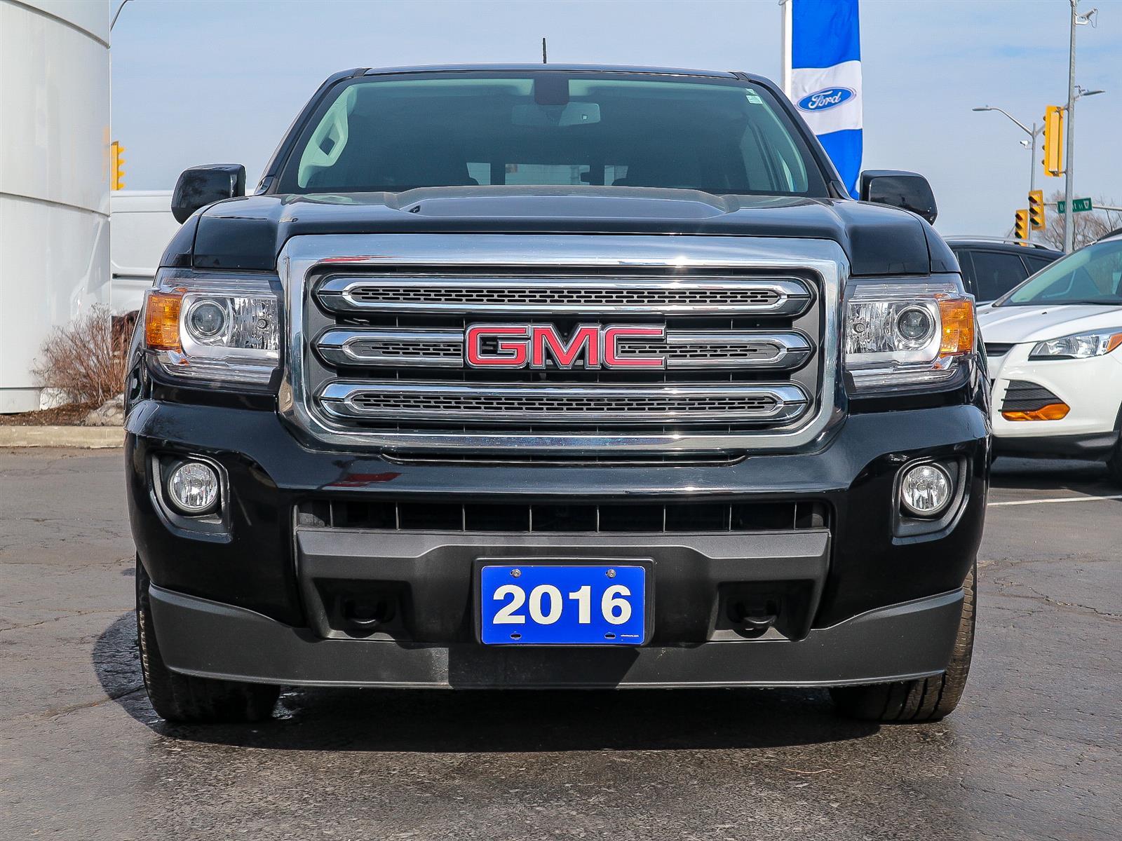 2016 GMC Canyon SLE1
