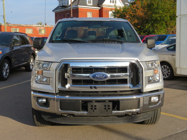 "2016 Ford F-150 145"" XLT-ONE OWNER/TOW PKG/LINE-X/KEYLESS ENTR"