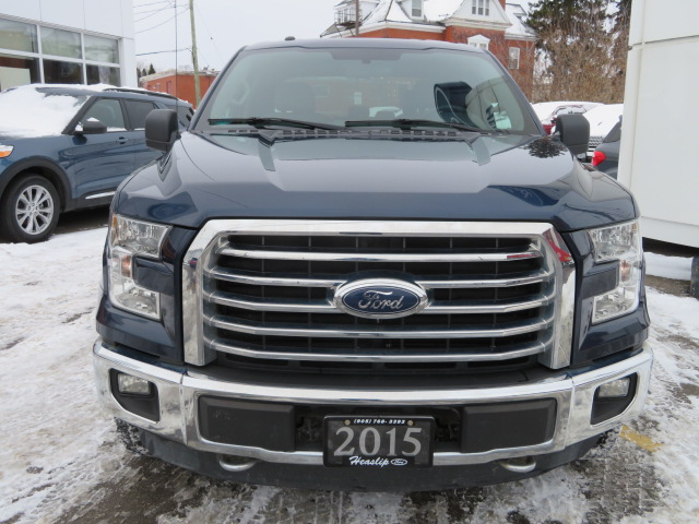 "2015 Ford F-150 157"" XLT-ONE OWNER/SNOWPLOW PREP PKG/REMOTE ST"