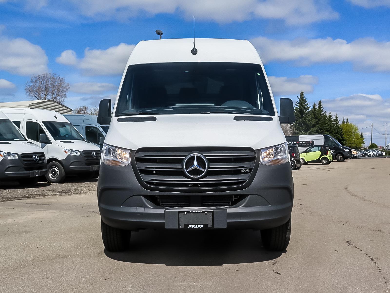 New 2019 Mercedes-Benz Sprinter V6 2500 Cargo 144