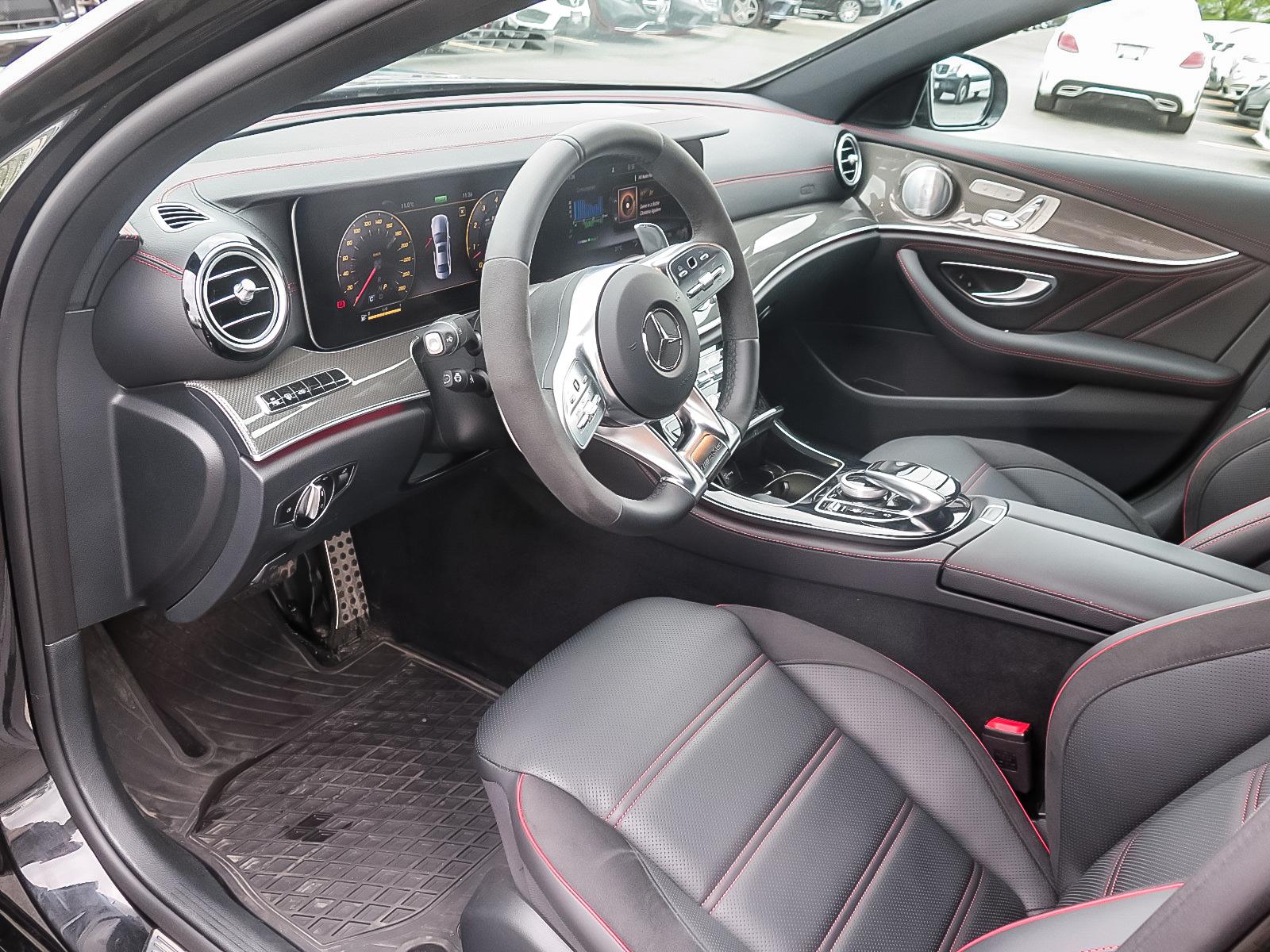 New 2019 Mercedes-Benz E53 AMG 4MATIC+ Sedan