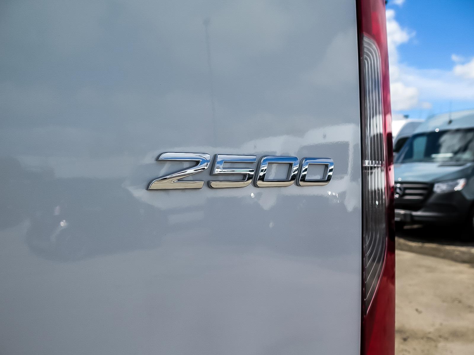 New 2019 Mercedes-Benz Sprinter V6 2500 Cargo 170
