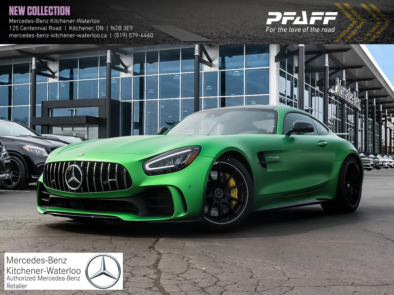 New 2020 Mercedes-Benz AMG GT R Coupe 2-Door Coupe in ...