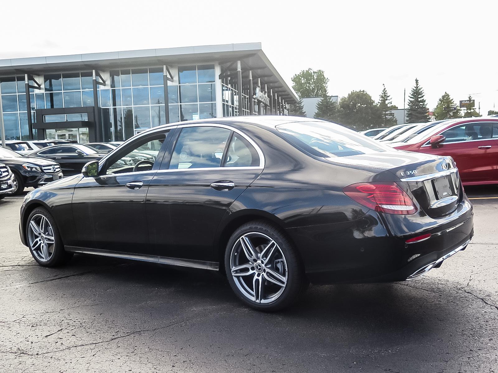 New 2020 Mercedes-Benz E350 4MATIC Sedan