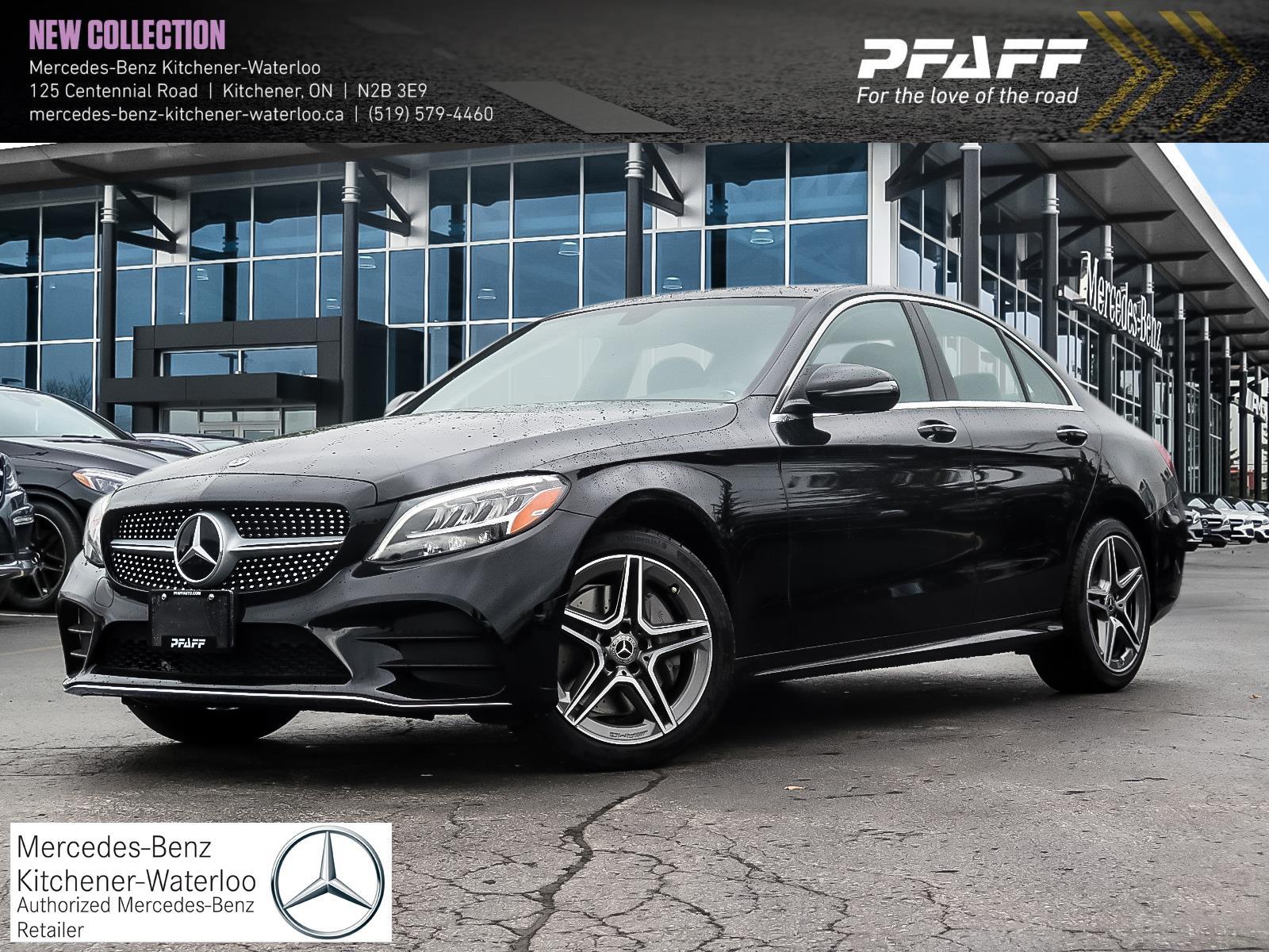 New 2020 Mercedes-Benz C300 4MATIC Sedan 4-Door Sedan in ...