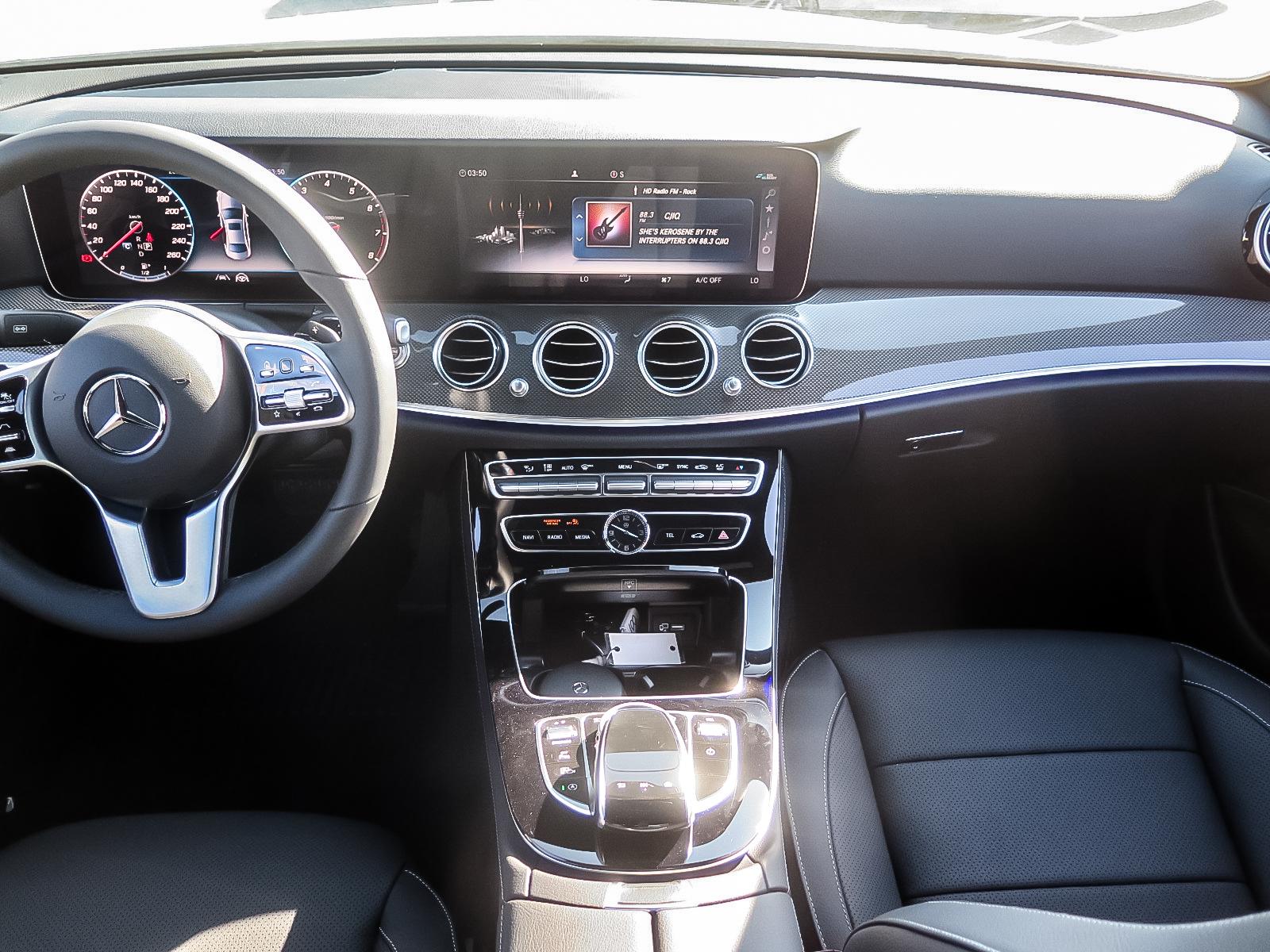 New 2020 Mercedes-Benz E450 4MATIC Sedan