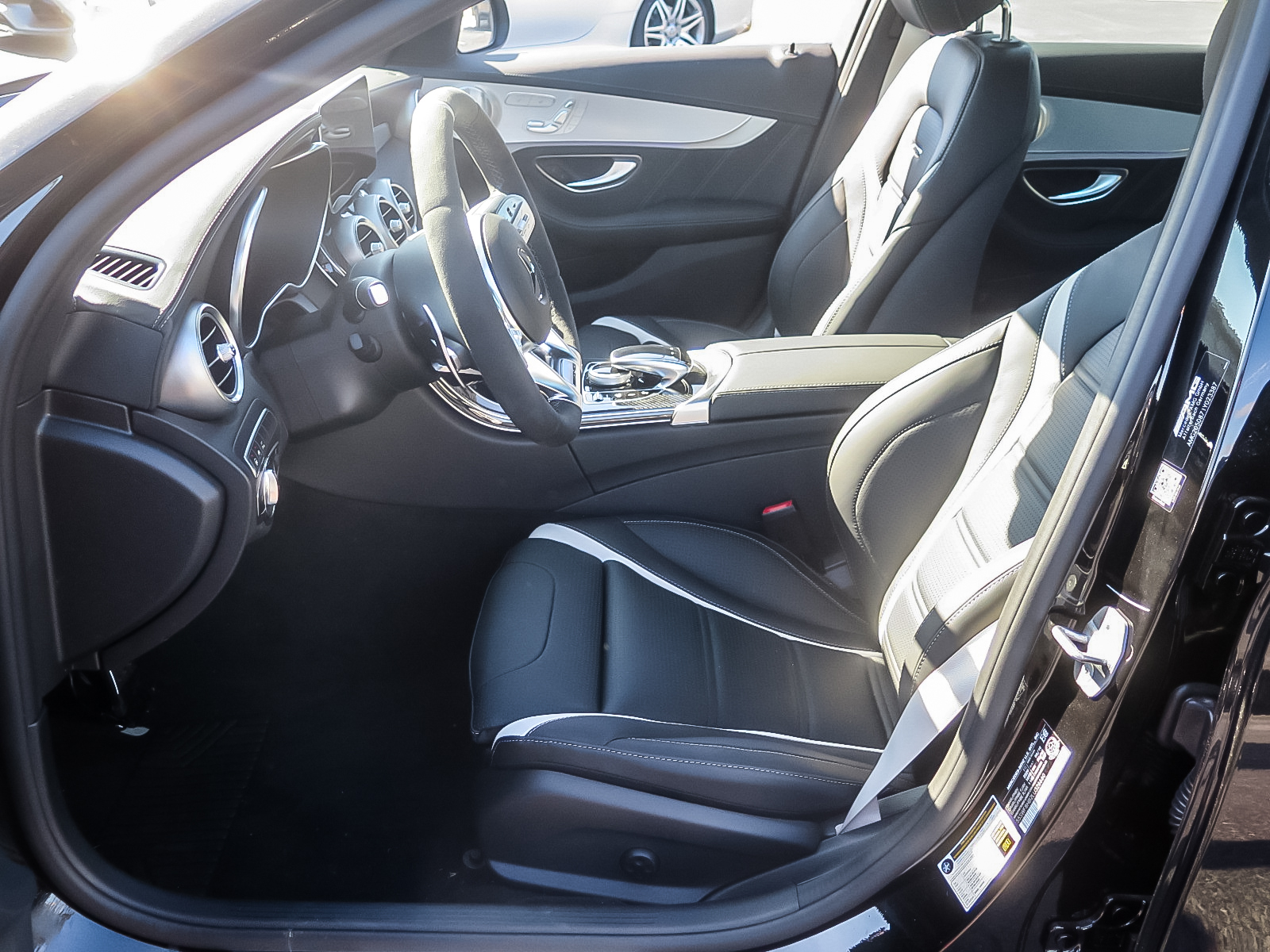 New 2020 Mercedes-Benz C63 S AMG Sedan