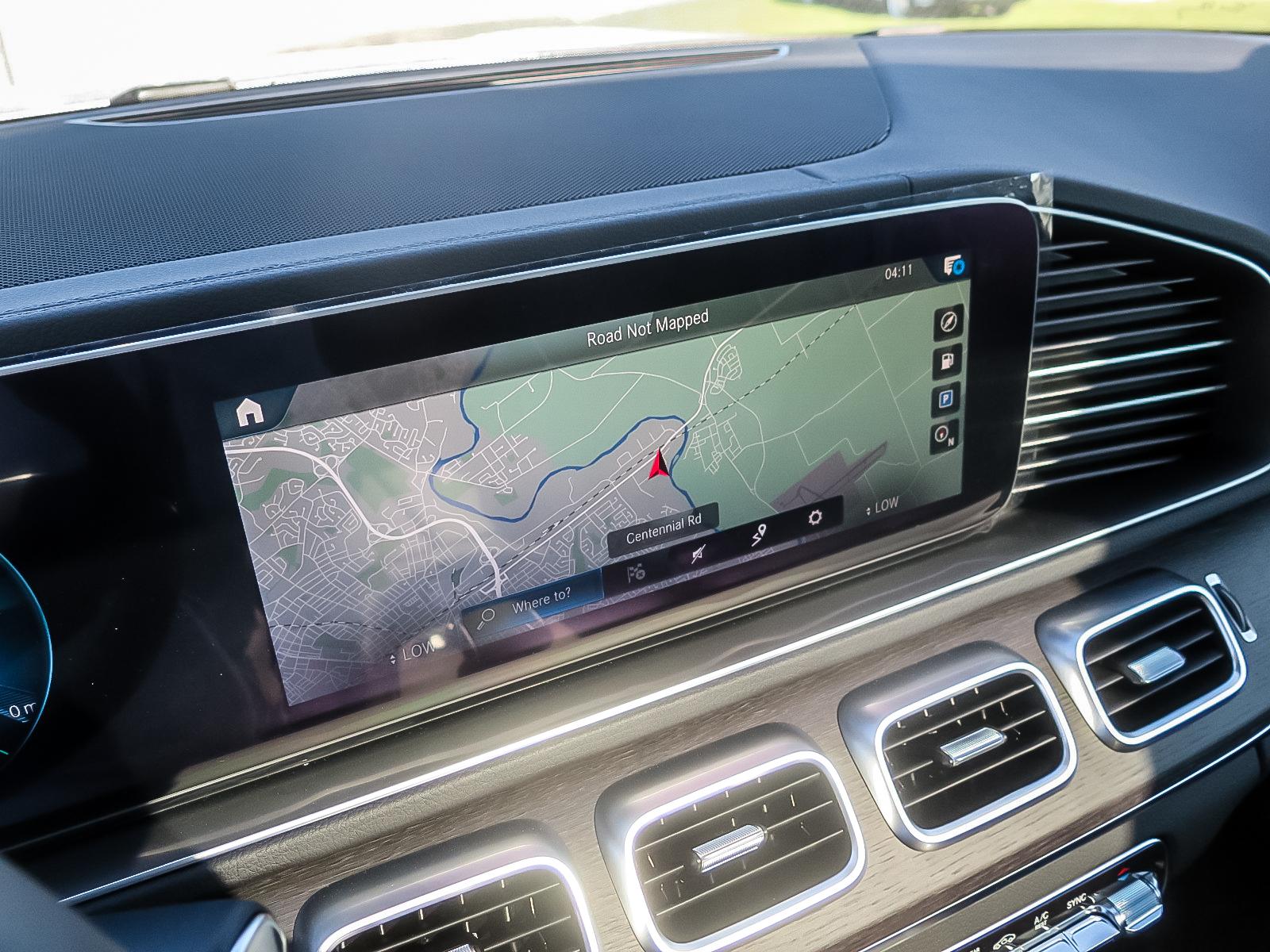 New 2020 Mercedes-Benz GLS450 4MATIC SUV