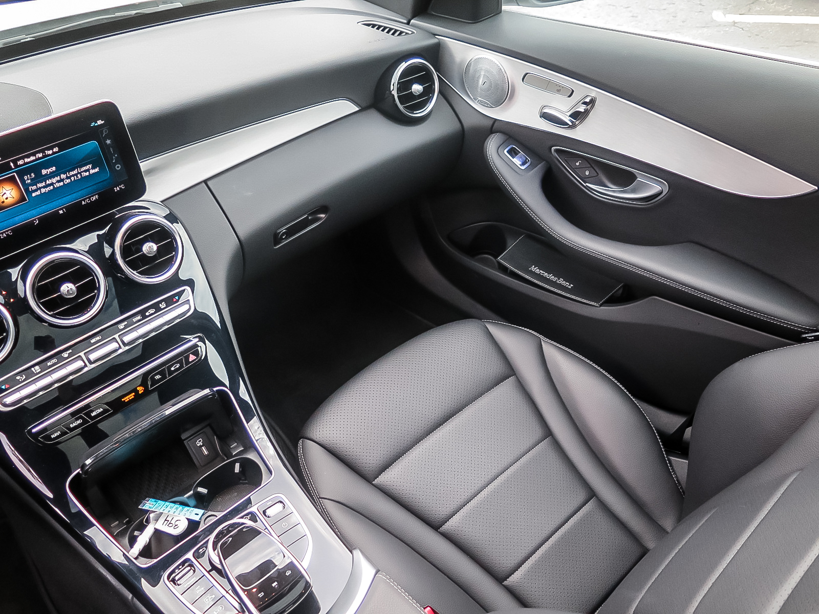 New 2019 Mercedes-Benz C300 4MATIC Wagon