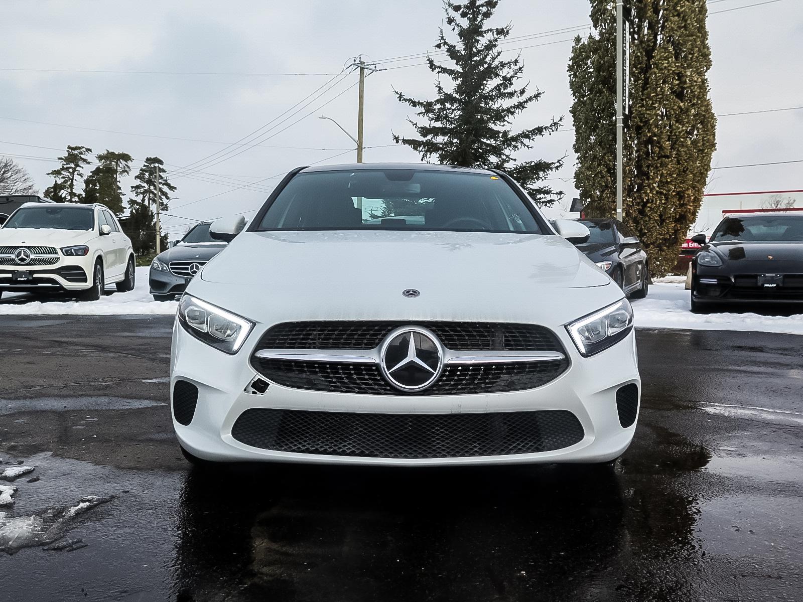 New 2020 Mercedes-Benz A220 4MATIC Sedan