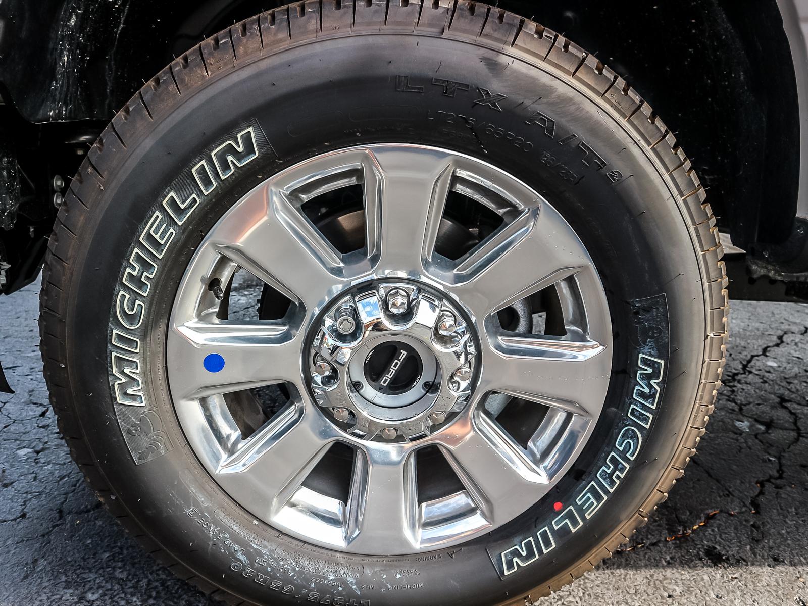 2019 Ford SuperDuty F-250 Platinum