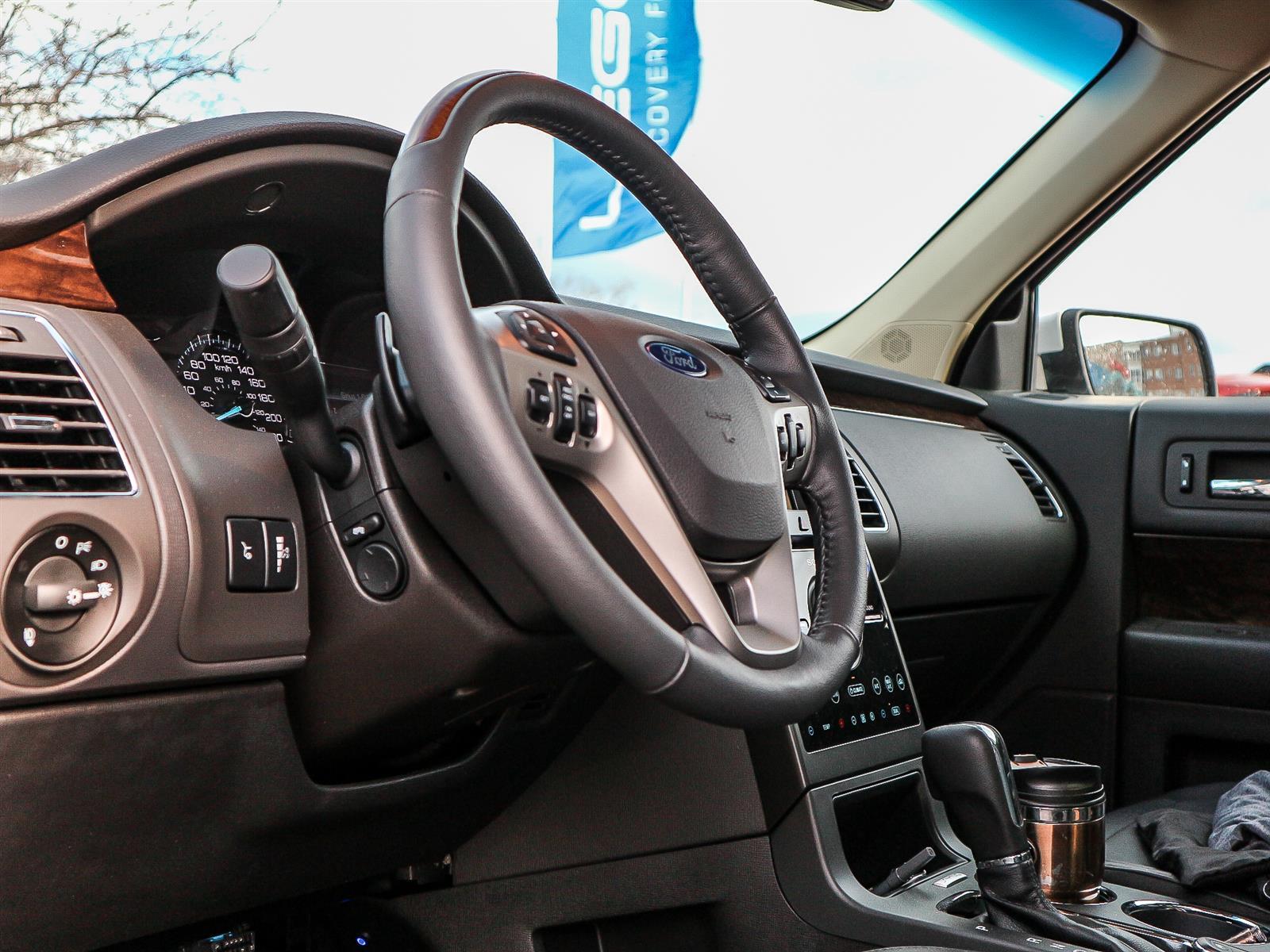 2019 Ford Flex Limited - AWD