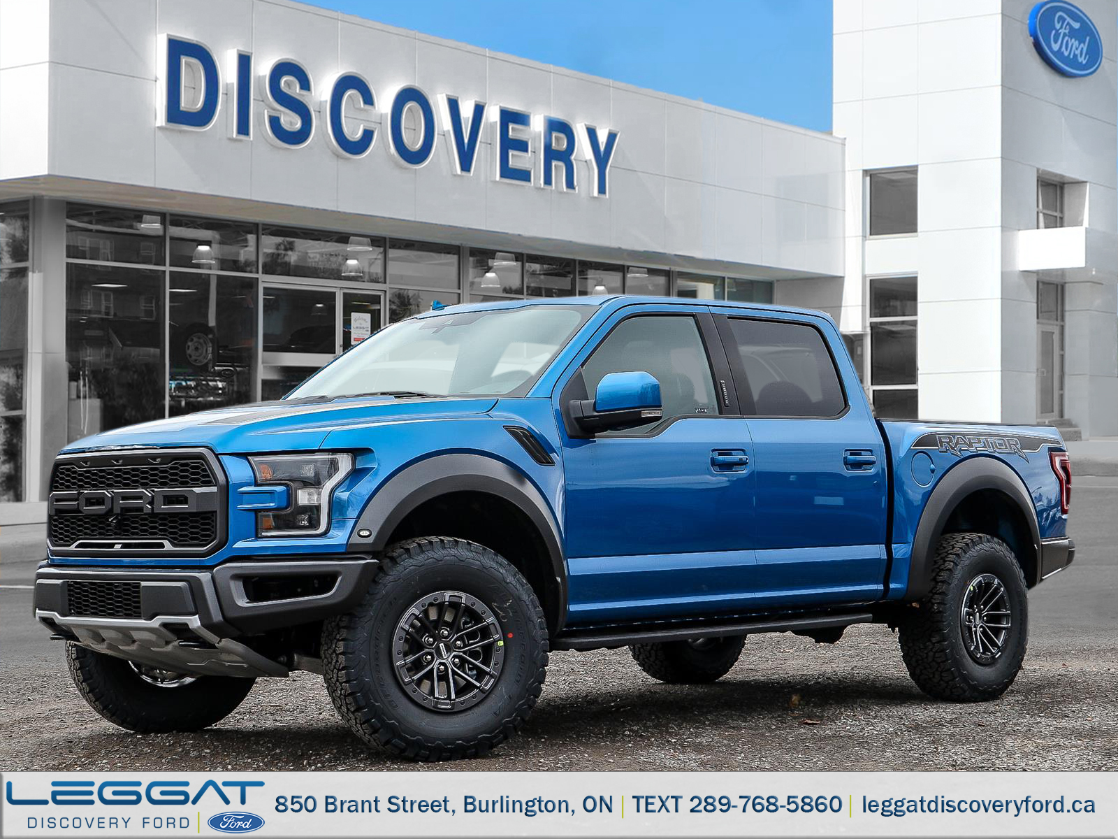 Leggat Discovery Ford   2020 Ford F-150 Raptor Velocity ...