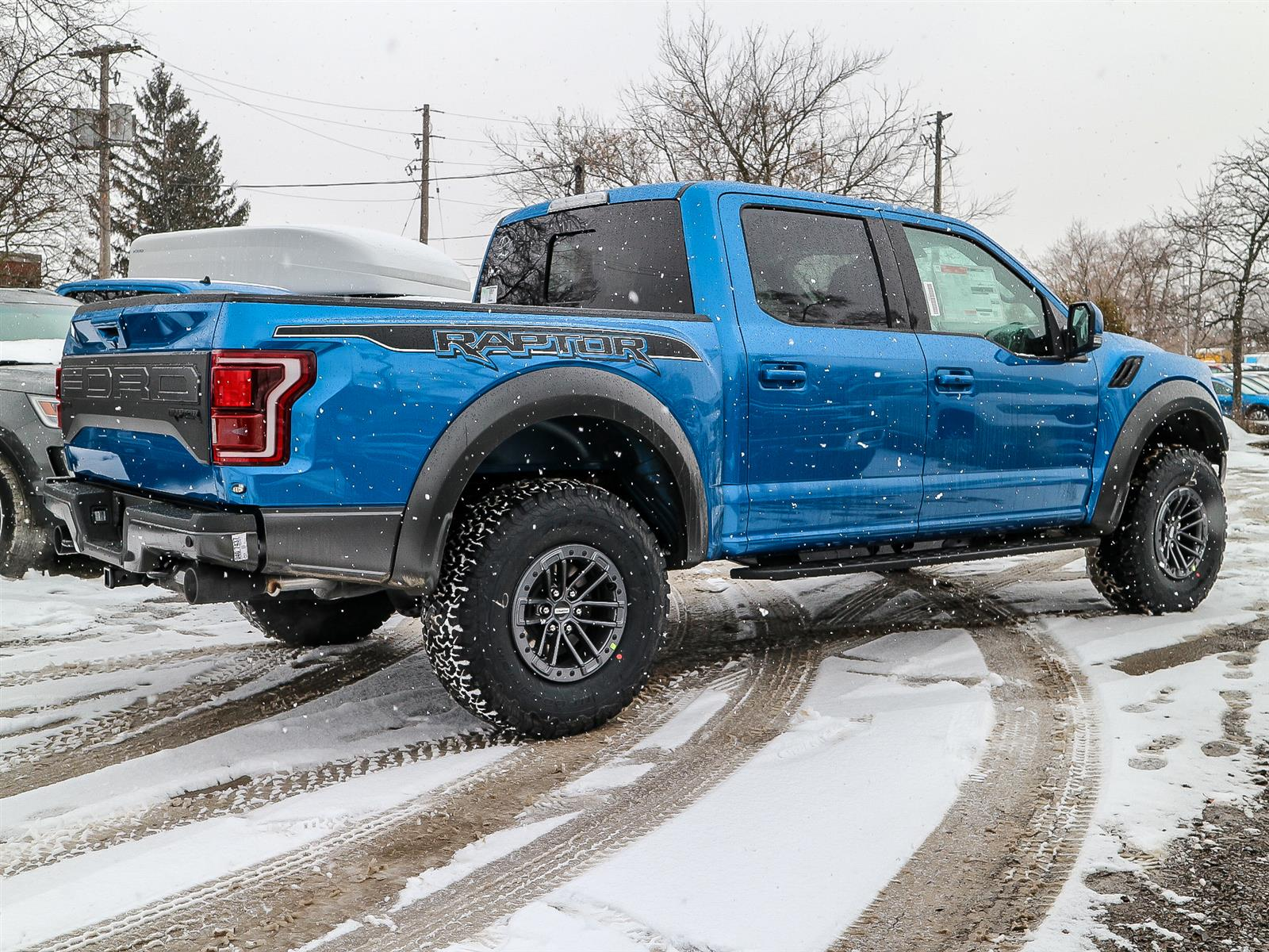 Leggat Discovery Ford | 2020 Ford F-150 Raptor Velocity ...