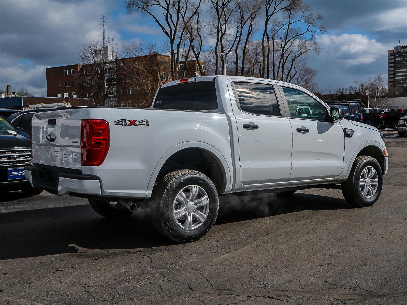 leggat discovery ford | 2020 ford ranger xlt oxford white