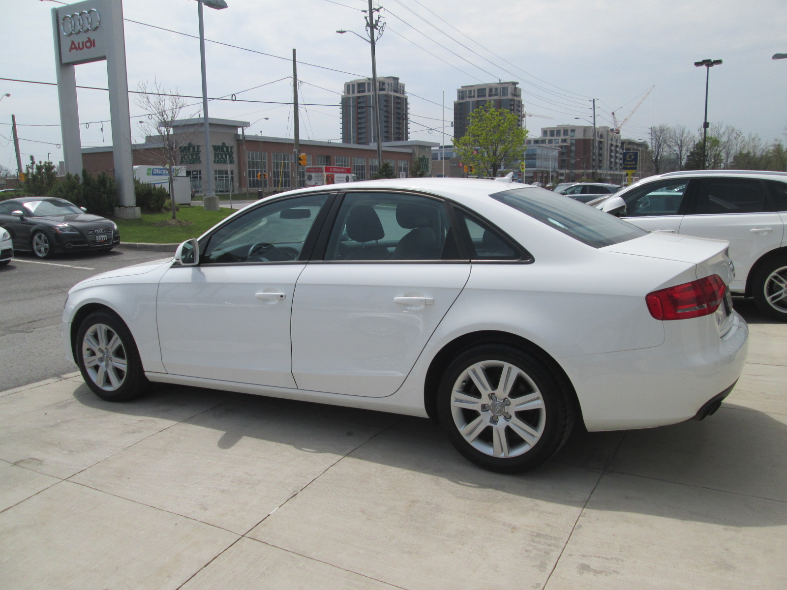 Pre Owned Vehicle Inventory Audi Dealer Audi Uptown