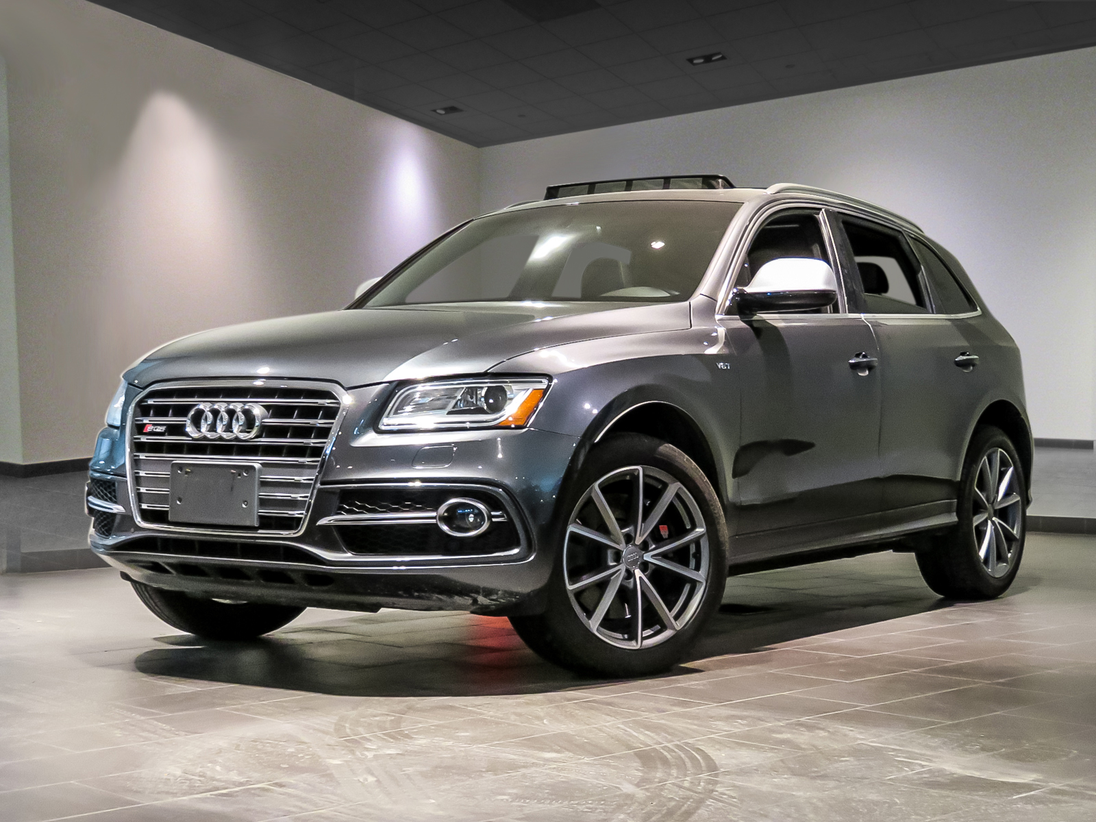 2016 Audi SQ5 - Boost Listings