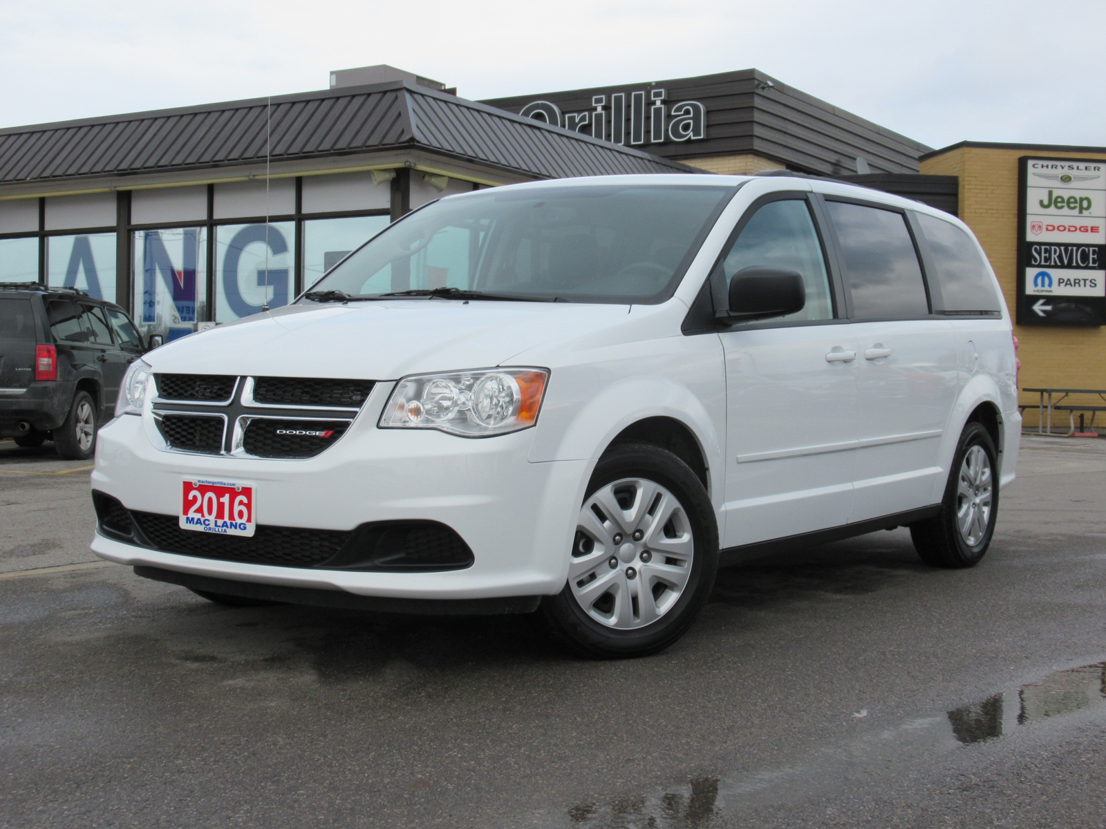 2016 dodge grand caravan new 29079. Black Bedroom Furniture Sets. Home Design Ideas