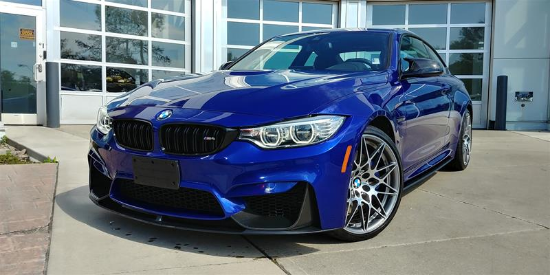 Used BMW M For Sale Pre Owned BMW M For Sale BMW M On - Blue bmw